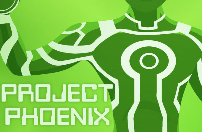 Project Phoenix #1 Jacked In