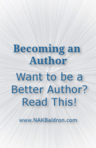 Want To Be A Better Author? Read This!