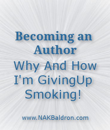 Quit Smoking - Why and How I'm Giving Up Smoking!