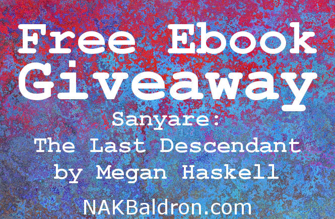 Free Ebook: Sanyare: The Last Descendant by Megan Haskell