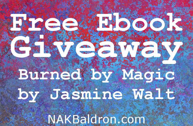 Free Ebook: Burned by Magic by Jasmine Walt