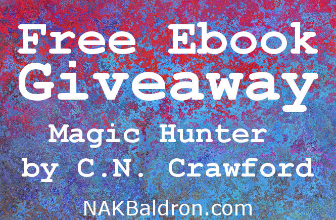 Free Ebook: Magic Hunter by C.N. Crawford