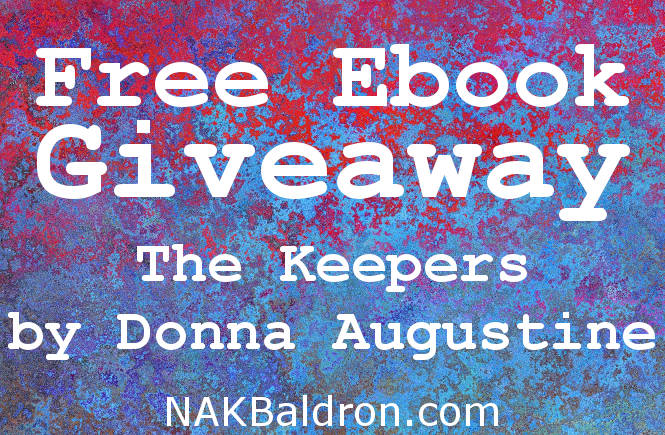 Free Ebook: The Keepers byDonna Augustine