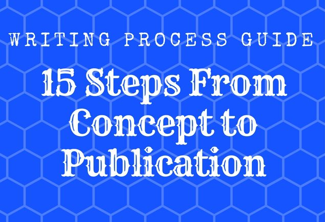 15 Steps From Concept to Publication