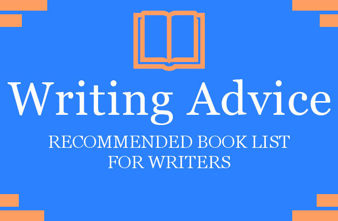 Writing Advice: Recommended Book List for Writers
