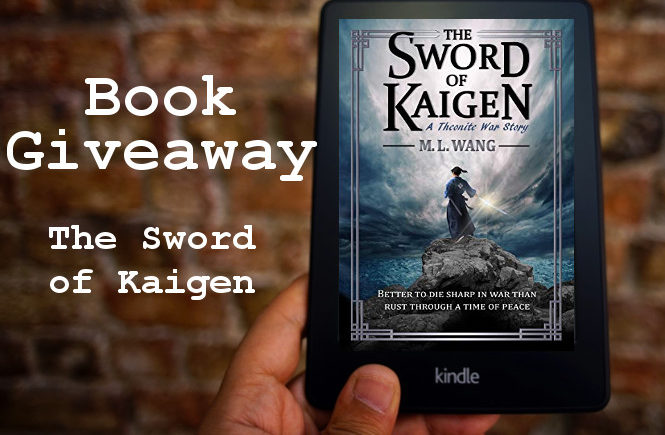Book Giveaway: The Sword of Kaigen