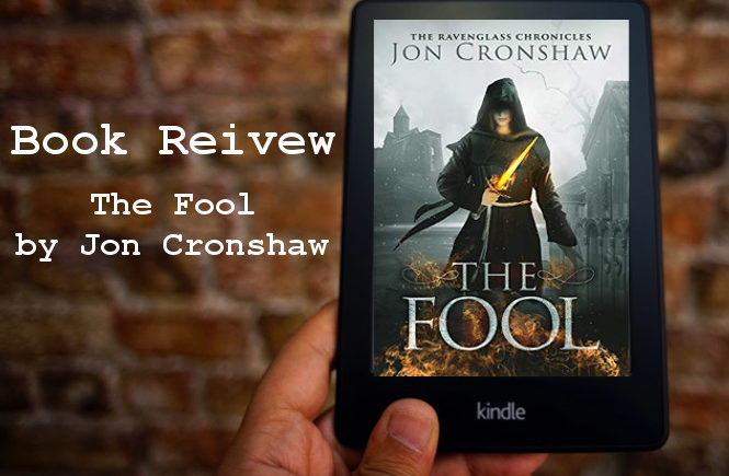 Book Review: The Fool by Jon Cronshaw