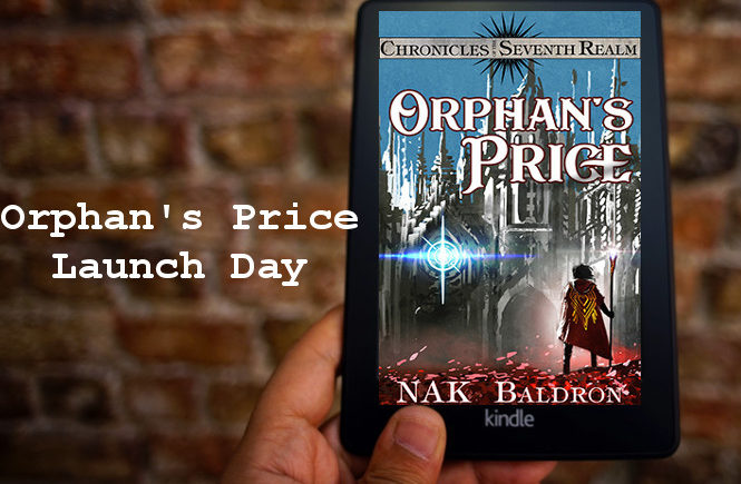 Orphan's Price Launch Day