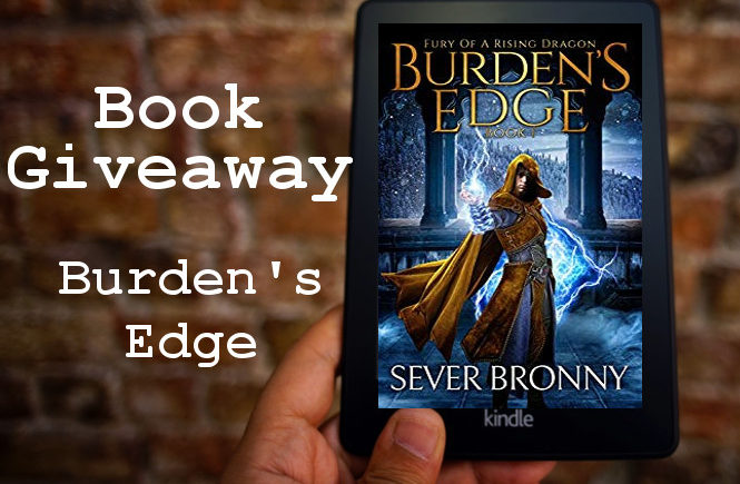 Book Giveaway: Burden's Edge