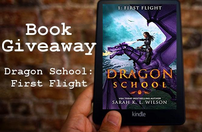 Book Giveaway: Dragon School First Flight