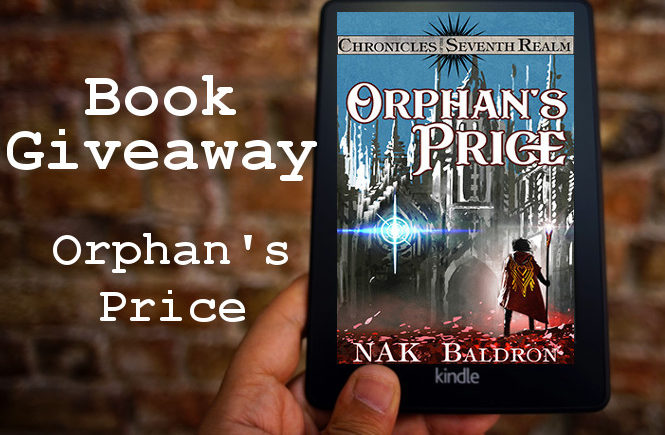 Book Giveaway: Orphan's Price