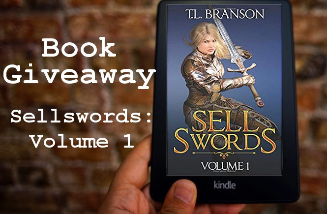Book Giveaway: Sellswords: Volume 1