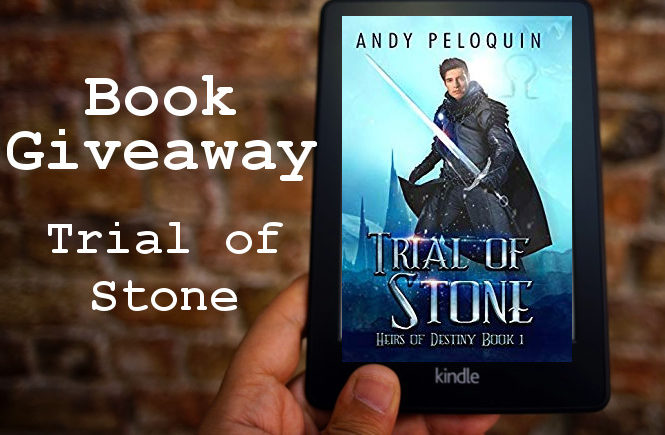 Book Giveaway: Trial of Stone