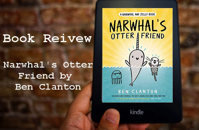 Book Review_Narwhal's Otter Friend