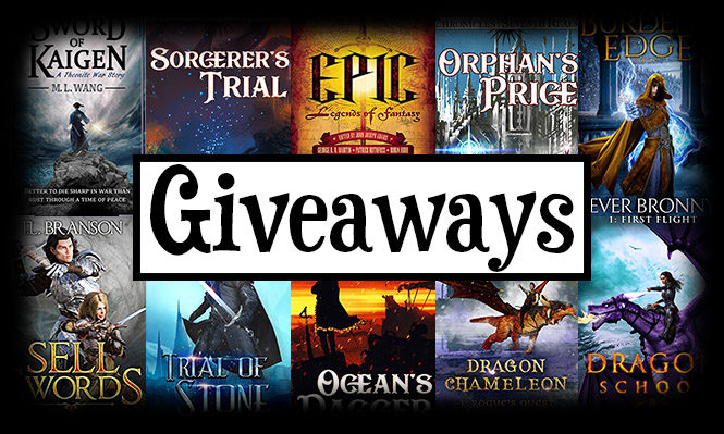 Giveaways Featured Image