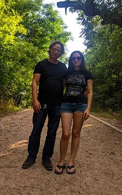 Nicholi & Sabetha
