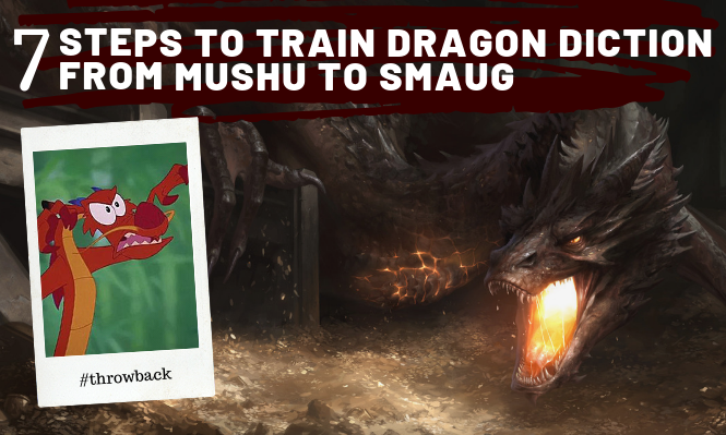 7 Steps to train Dragon Dictation from Mushu to Smaug