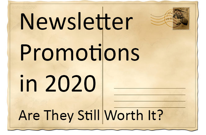 newsletter promotions in 2020 are they still worth it