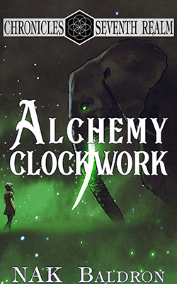 Alchemy Clockwork: Aether Walker 2