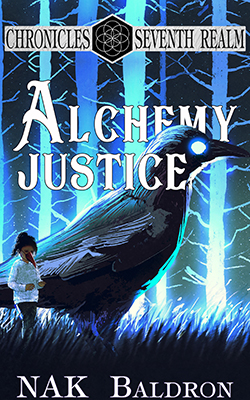 Alchemy Justice: Aether Walker 4
