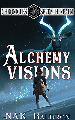 Alchemy Visions: Aether Walker 1