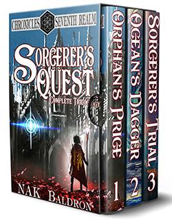 Sorcerer's Quest Boxset