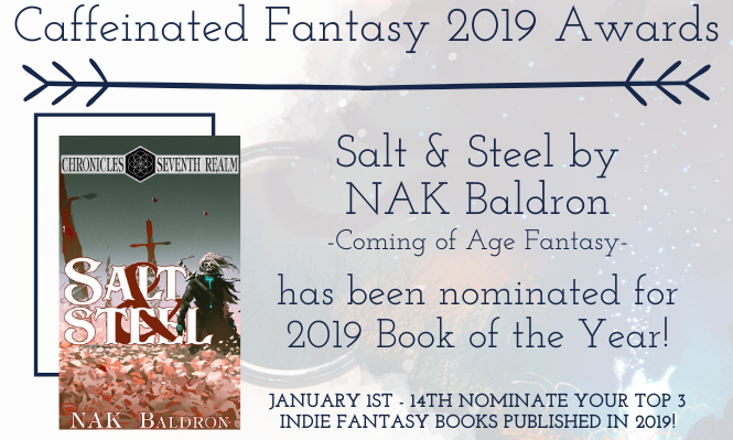 Salt & Steel Nomination