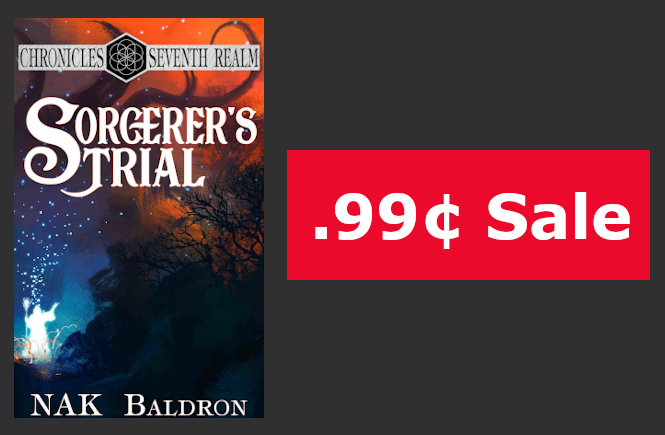 Sorcerer's Trial .99¢ Sale