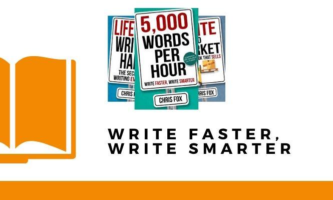 Write Faster, Write Smarter