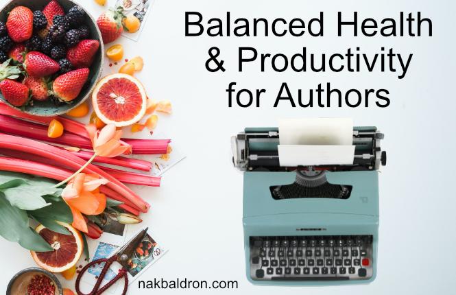 Balanced Health & Productivity for Authors